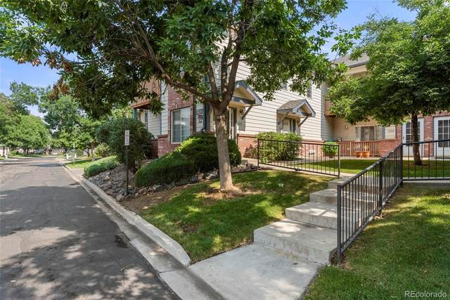 11071 Huron Street #1206, Northglenn, CO 80234 (#1668670) :: Venterra Real Estate LLC