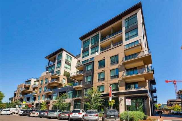 250 Columbine Street #211, Denver, CO 80206 (#1668709) :: The Healey Group