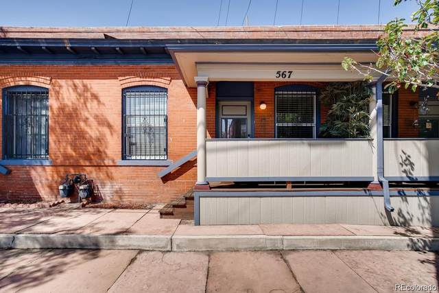 567 Cherokee Street, Denver, CO 80204 (#1669182) :: The DeGrood Team