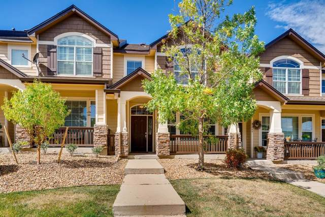 1277 Royal Troon Drive, Castle Rock, CO 80104 (MLS #1669414) :: 8z Real Estate