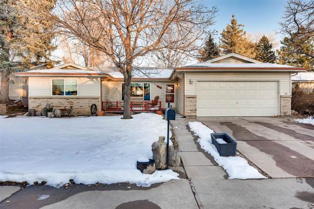 554 S Flower Street, Lakewood, CO 80226 (#1669712) :: Bring Home Denver with Keller Williams Downtown Realty LLC