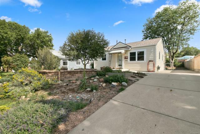 150 S Weir Drive, Denver, CO 80219 (#1669965) :: The Peak Properties Group