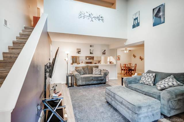 12093 W Cross Drive #202, Littleton, CO 80127 (MLS #1669991) :: 8z Real Estate