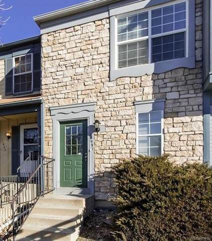 11991 E Ford Drive, Aurora, CO 80012 (#1670197) :: Venterra Real Estate LLC