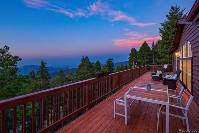 11746 Coal Creek Heights Drive, Golden, CO 80403 (#1670247) :: Portenga Properties