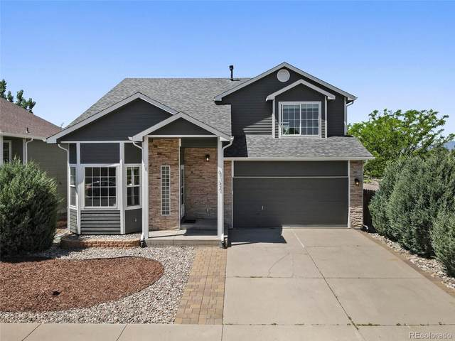 6152 Scout Drive, Colorado Springs, CO 80923 (MLS #1670282) :: Kittle Real Estate