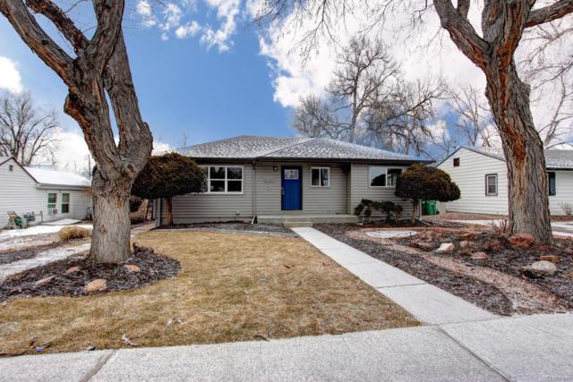 4749 S Sherman Street, Englewood, CO 80113 (#1670558) :: Bring Home Denver
