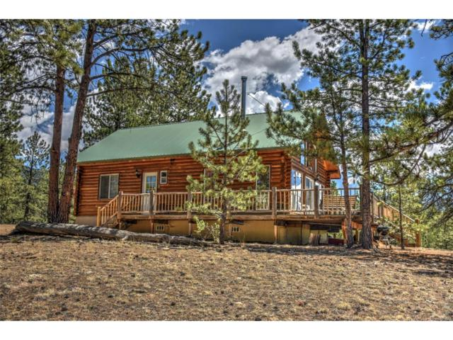 402 Willow Court, Jefferson, CO 80456 (MLS #1670633) :: 8z Real Estate