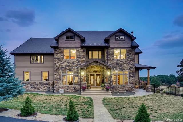 21511 Main Avenue, Golden, CO 80401 (MLS #1671306) :: 8z Real Estate