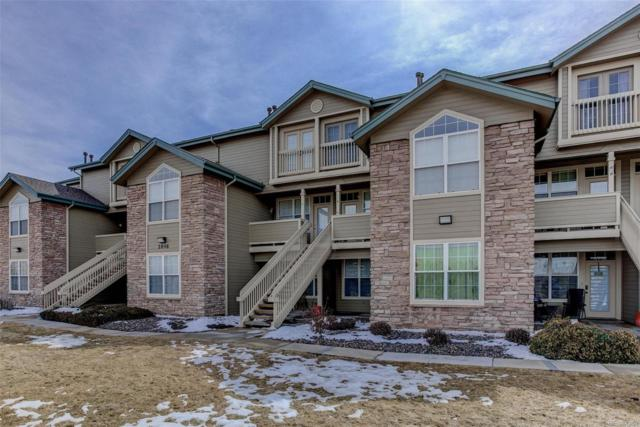 2846 W Centennial Drive G, Littleton, CO 80123 (#1671512) :: 5281 Exclusive Homes Realty