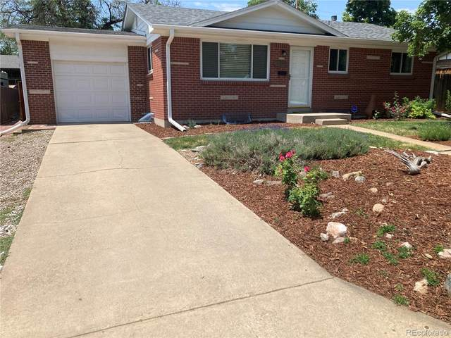 1351 S Cody Way, Lakewood, CO 80232 (#1671697) :: Finch & Gable Real Estate Co.