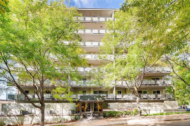 669 Washington Street #306, Denver, CO 80203 (MLS #1672702) :: 8z Real Estate