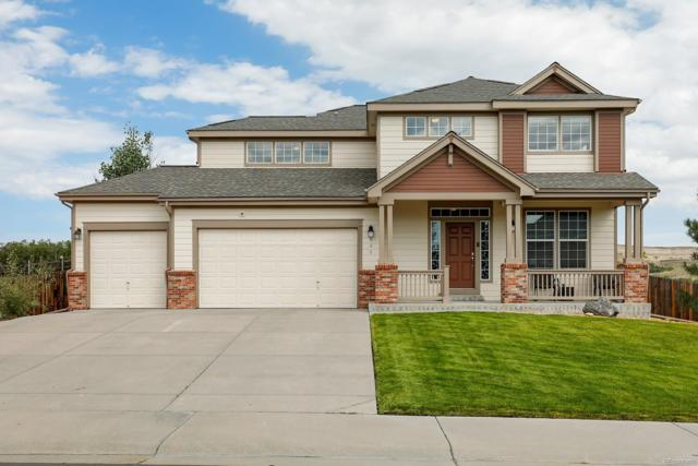 957 Eaglestone Drive, Castle Rock, CO 80104 (#1673176) :: The Peak Properties Group