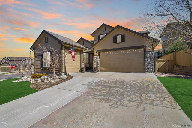 10960 Bluegate Way, Highlands Ranch, CO 80130 (#1673326) :: The HomeSmiths Team - Keller Williams