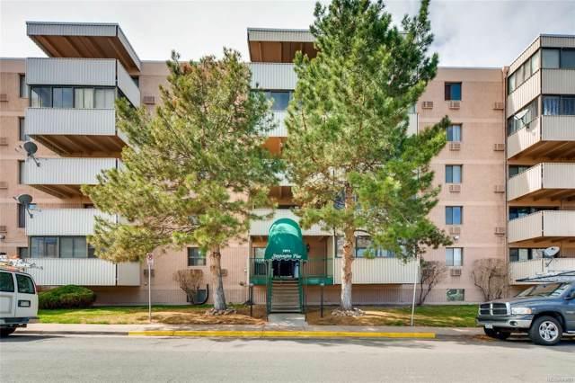 1011 S Ironton Street #207, Aurora, CO 80012 (#1673632) :: Wisdom Real Estate