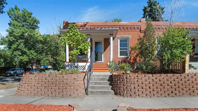 1900 S Pennsylvania Street, Denver, CO 80231 (#1673654) :: The Peak Properties Group