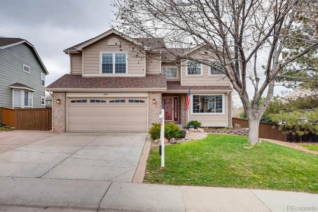 8963 Edgewood Street, Highlands Ranch, CO 80130 (#1673723) :: Colorado Home Finder Realty