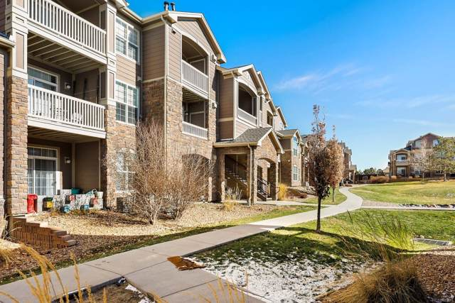 7440 S Blackhawk Street #2207, Englewood, CO 80112 (#1673788) :: The Peak Properties Group