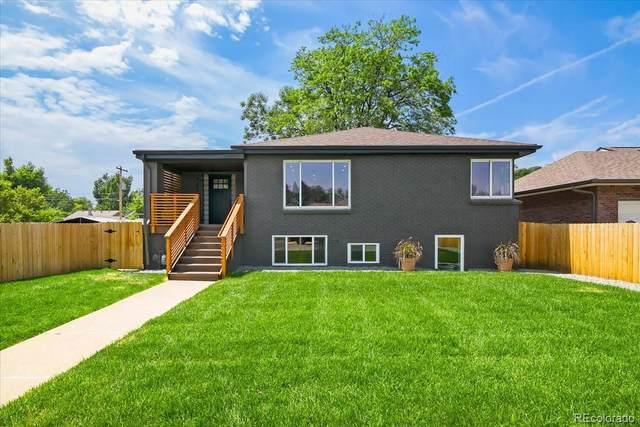 4259 Perry Street, Denver, CO 80212 (#1673879) :: The Gilbert Group