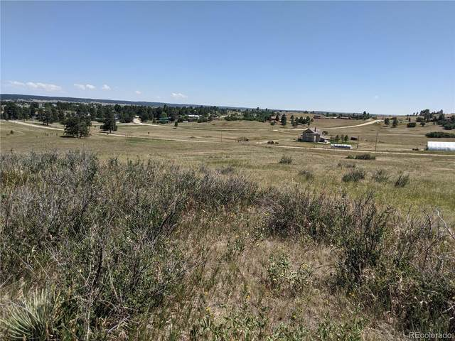 783 County Road 154, Elizabeth, CO 80107 (#1673944) :: The DeGrood Team