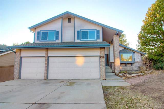674 Sage Circle, Highlands Ranch, CO 80126 (#1674097) :: The Healey Group