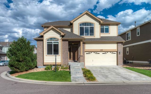 1208 S Valentia Court, Denver, CO 80247 (MLS #1674408) :: Bliss Realty Group
