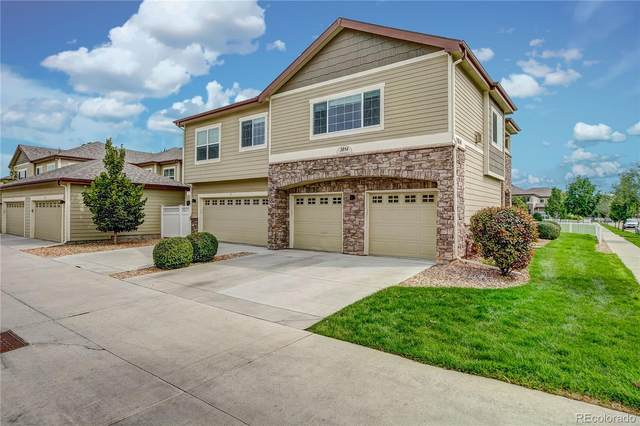 3814 Steelhead Street 10B, Fort Collins, CO 80528 (#1674688) :: Peak Properties Group