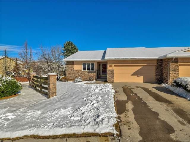 1222 Glen Haven Point, Colorado Springs, CO 80907 (MLS #1674838) :: Bliss Realty Group