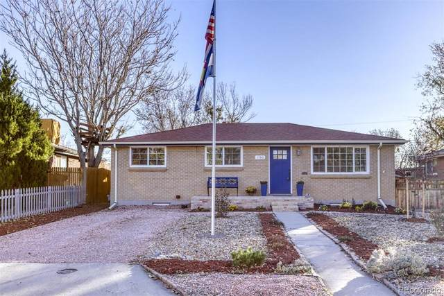 1790 Ulster Street, Denver, CO 80220 (#1674940) :: Wisdom Real Estate