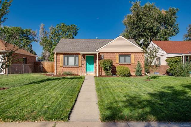 2663 Poplar Street, Denver, CO 80207 (MLS #1674951) :: 8z Real Estate