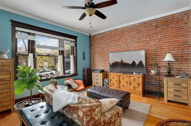 1475 N Humboldt Street #1, Denver, CO 80218 (#1675161) :: The Peak Properties Group