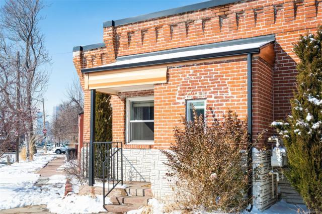 3119 N Downing Street #1, Denver, CO 80205 (MLS #1675444) :: 8z Real Estate