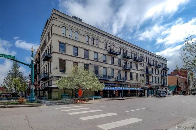101 N Tejon Street #330, Colorado Springs, CO 80903 (MLS #1675516) :: Find Colorado
