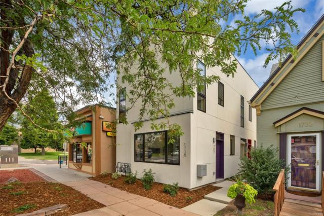1736 E 17th Avenue #101, Denver, CO 80218 (#1675551) :: The Heyl Group at Keller Williams