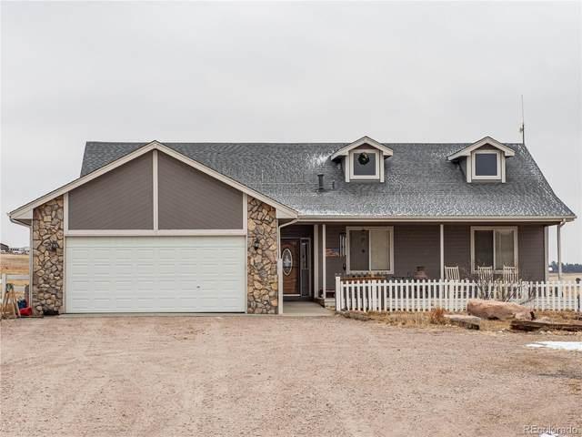 30402 Chisholm Trail, Elizabeth, CO 80107 (MLS #1675696) :: 8z Real Estate