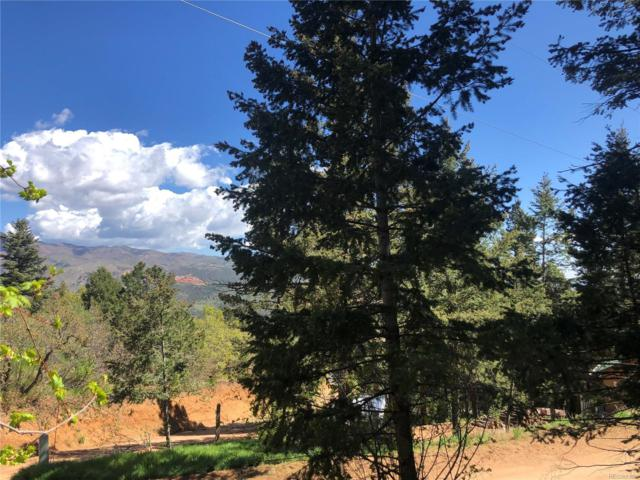 151 Oak Ridge Road, Manitou Springs, CO 80892 (#1675732) :: Portenga Properties - LIV Sotheby's International Realty