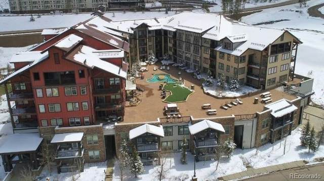 580 Winter Park Drive #4279, Winter Park, CO 80482 (MLS #1675975) :: Kittle Real Estate