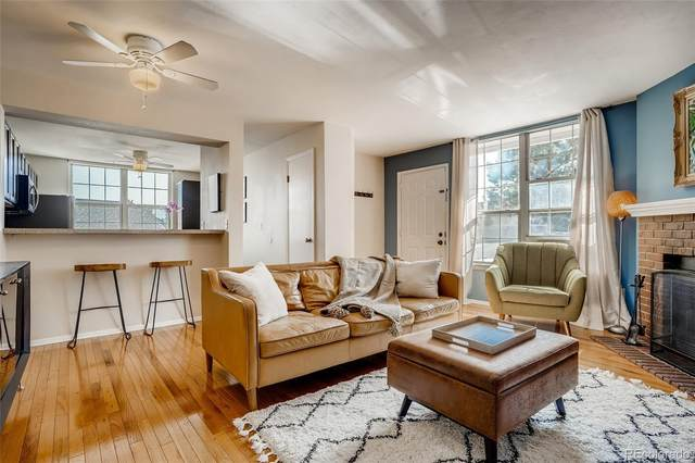 5755 W Atlantic Place #101, Lakewood, CO 80227 (MLS #1676166) :: Clare Day with Keller Williams Advantage Realty LLC
