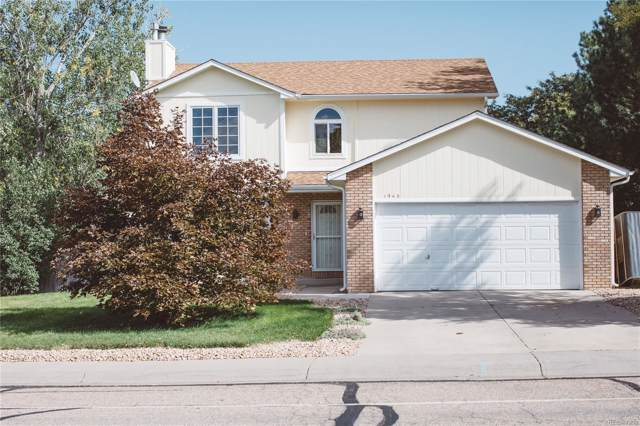 1948 44th Court, Greeley, CO 80634 (MLS #1676582) :: Colorado Real Estate : The Space Agency