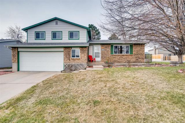 6640 W 111th Place, Westminster, CO 80020 (#1676633) :: The DeGrood Team