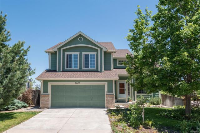 5619 Spruce Avenue, Castle Rock, CO 80104 (#1676709) :: The HomeSmiths Team - Keller Williams