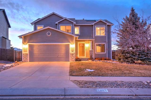 6855 Prairie Wind Drive, Colorado Springs, CO 80923 (MLS #1677155) :: 8z Real Estate