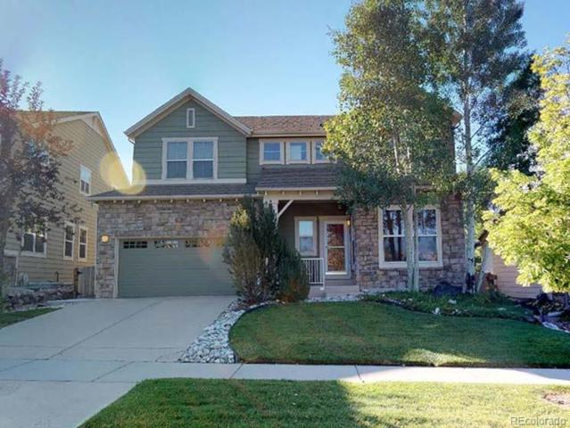 25365 E Park Crescent Drive, Aurora, CO 80016 (#1678458) :: The Tamborra Team