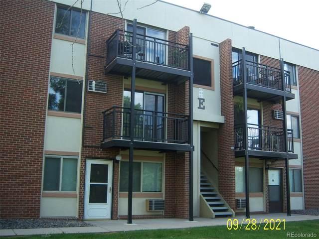 5995 W Hampden Avenue E24, Denver, CO 80227 (MLS #1678769) :: Re/Max Alliance