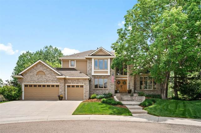 5587 E Mineral Place, Centennial, CO 80122 (#1678861) :: The Gilbert Group