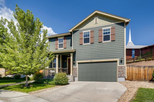 3541 W Girard Drive, Denver, CO 80236 (#1678885) :: HomePopper