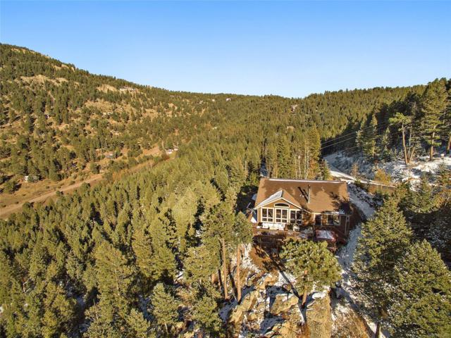 5605 S Twin Spruce Drive, Evergreen, CO 80439 (MLS #1678961) :: Kittle Real Estate