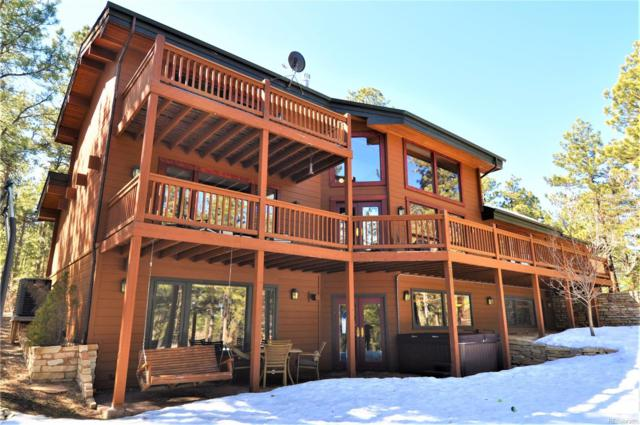 1758 Gore Drive, Larkspur, CO 80118 (MLS #1679109) :: 8z Real Estate