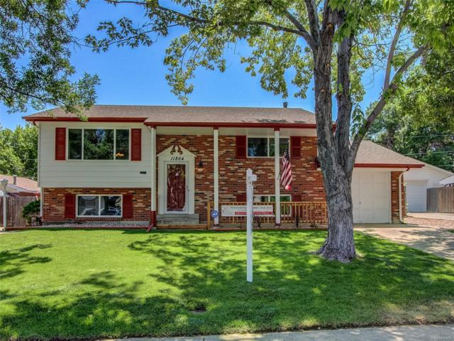 11864 Quam Drive, Northglenn, CO 80233 (#1679545) :: The Peak Properties Group