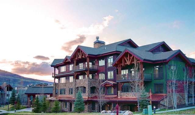 1750 Medicine Springs Drive #6112, Steamboat Springs, CO 80487 (#1679630) :: Kimberly Austin Properties